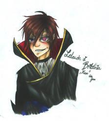 Lelouch vi Britania [Code Geass] by CranberryMint