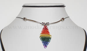 Rainbow Pendant Hung