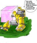 Bumblebee's cube