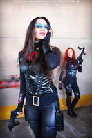 G.I. Joe - Scarlett cosplay 11 by ShadeNinja