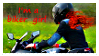 I'm a biker girl stamp 2 by ShadeNinja