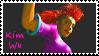 Kim Wu stamp 1 by ShadeNinja
