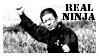 Real ninja stamp by ShadeNinja