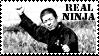 Real ninja stamp by ShadeNinja