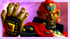 Ganondorf stamp 3 by ShadeNinja