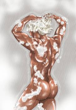 Shower time for DHAR - EN, ITA, ES