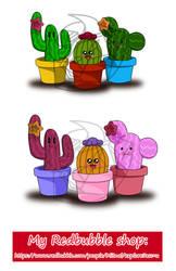 Baby Cactus - Cactusini