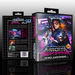 My Sega Genesis Farcry 3 Blood Dragon Mockup