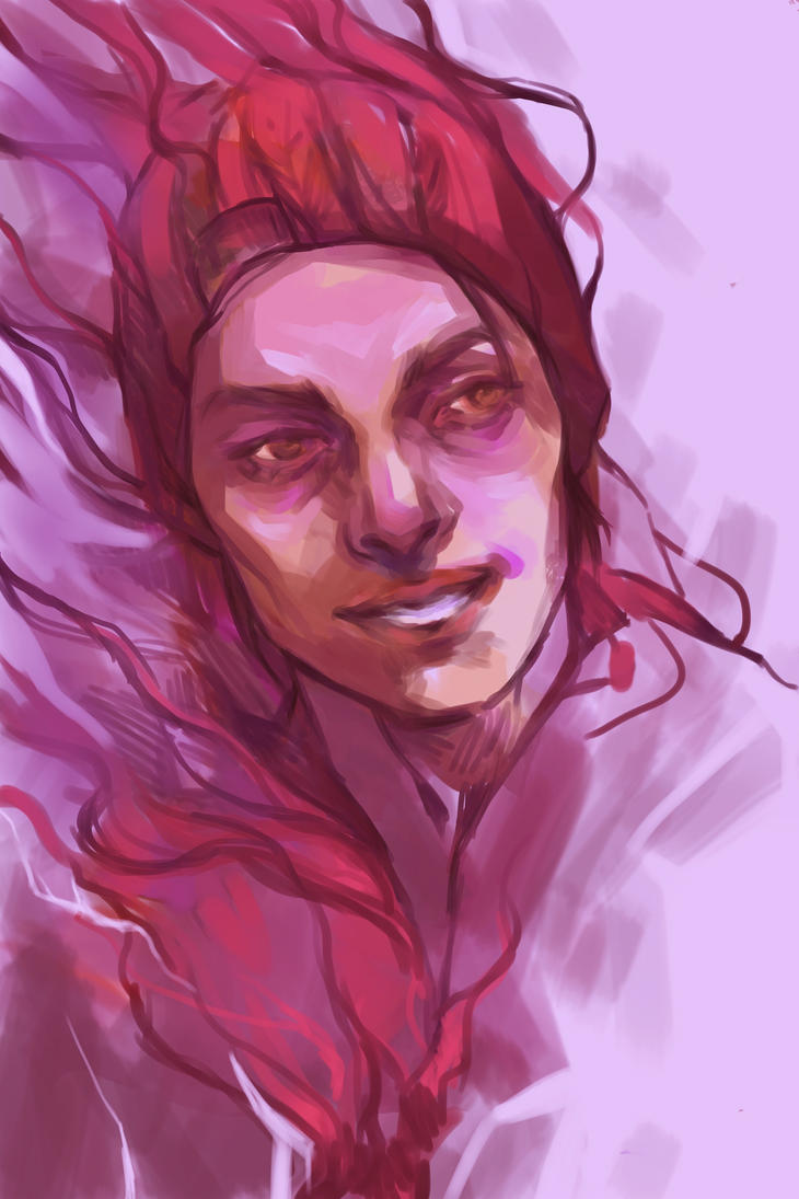 Delsin by DaryaSpace