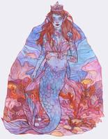 Sea Princess by DaryaSpace