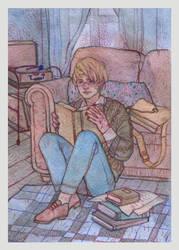 Remus by DaryaSpace