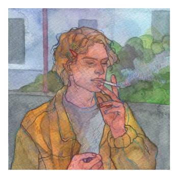 Lucas by DaryaSpace
