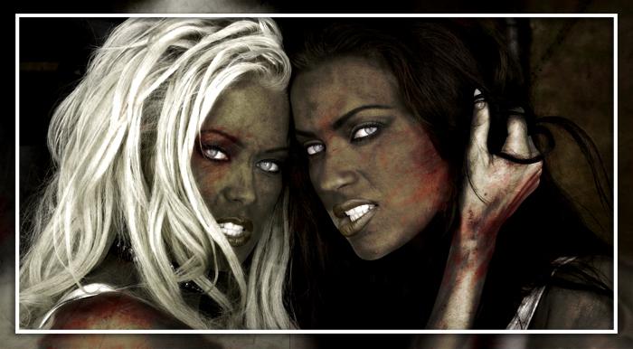 Zombie Lesbian 33