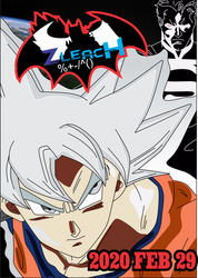 Goku Vs Superman The Movie by brandonking2013