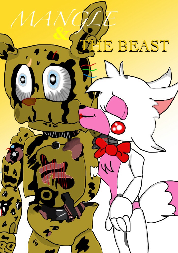 Search for fnaf foxy x mangle fanfic
