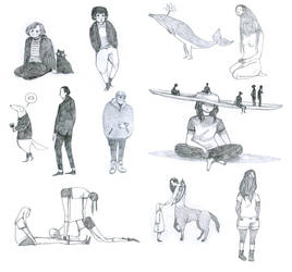 more scribbles