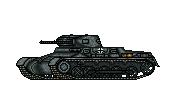 Panzerkampfwagen 1 Ausf.B by monsterdestroyer24
