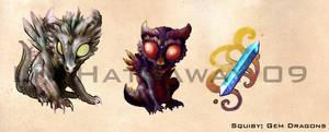 Squiby- Gem Dragons