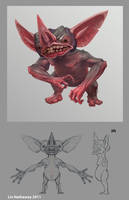 Goblin by LivHathaway