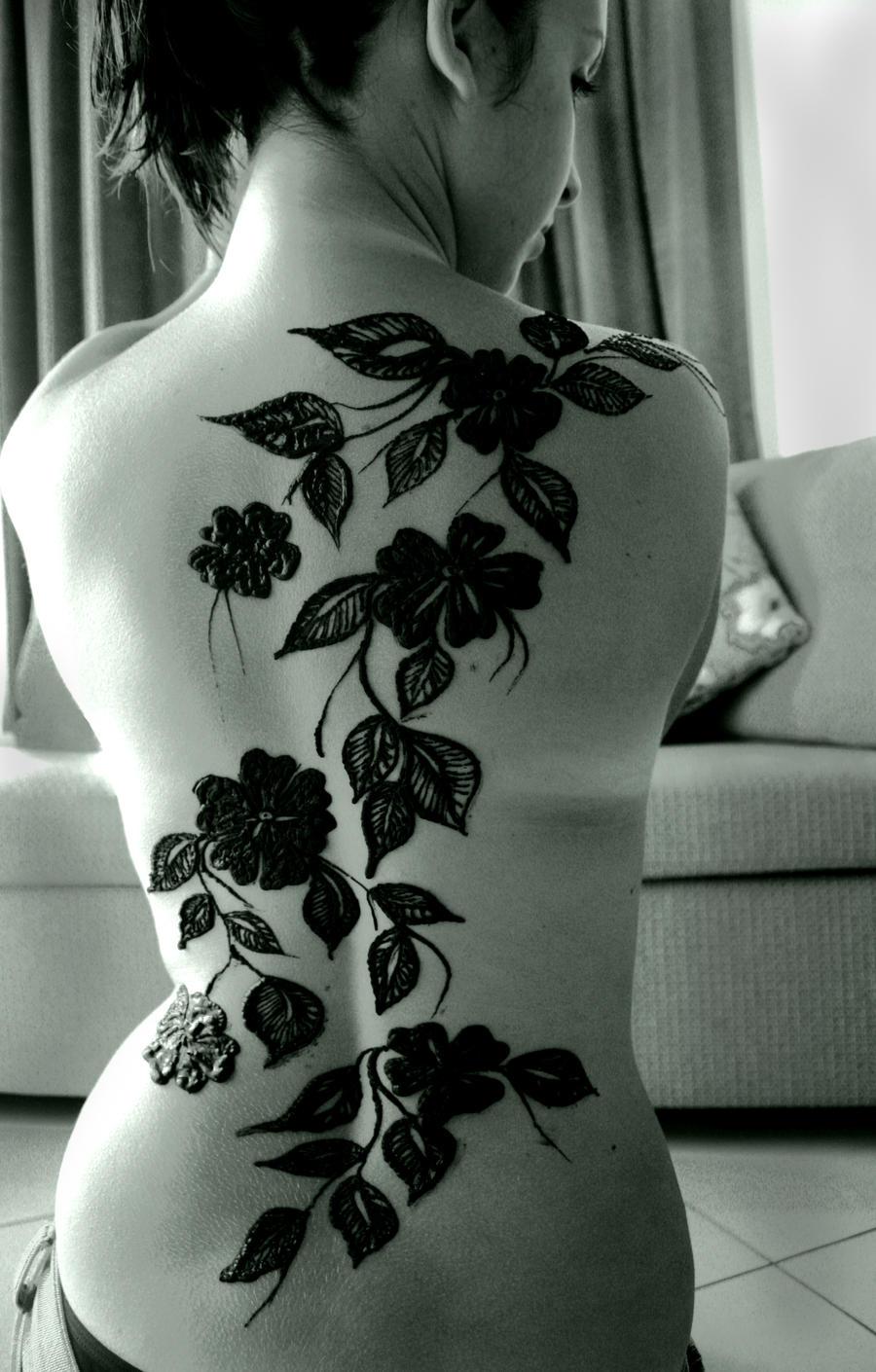 10. Henna by miley-jayne