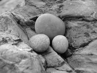 Pebbles by SurferJo