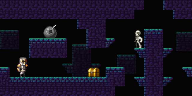 Dungeon Mockup by odedro
