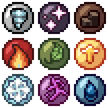 Attribute Icons by odedro