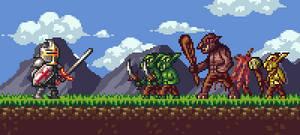 Attack on Goblin