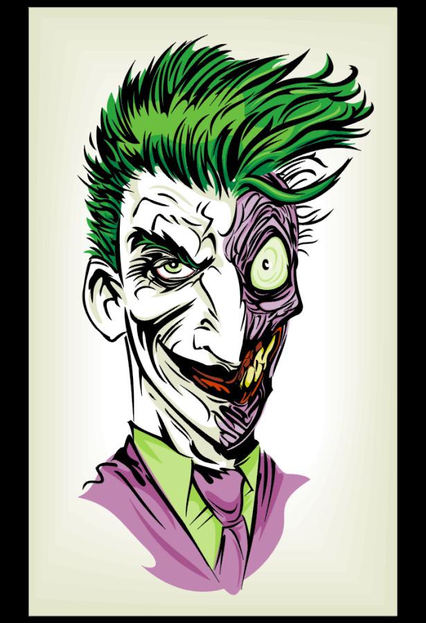 joke face by flapjoy on deviantart