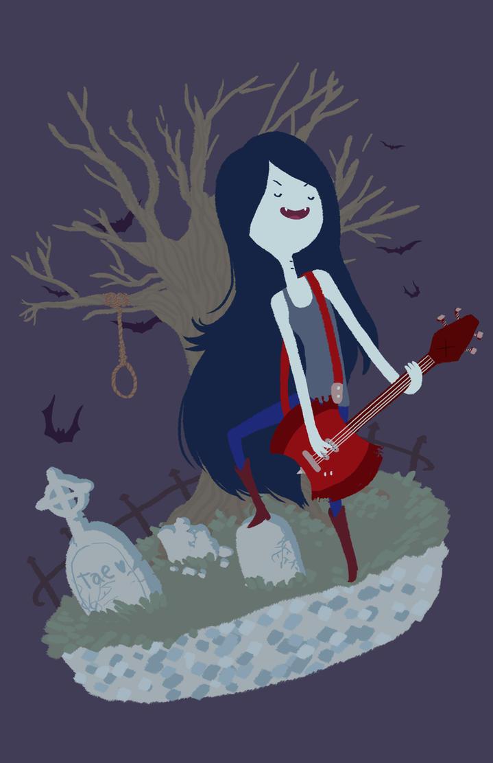 Marceline by Watertae