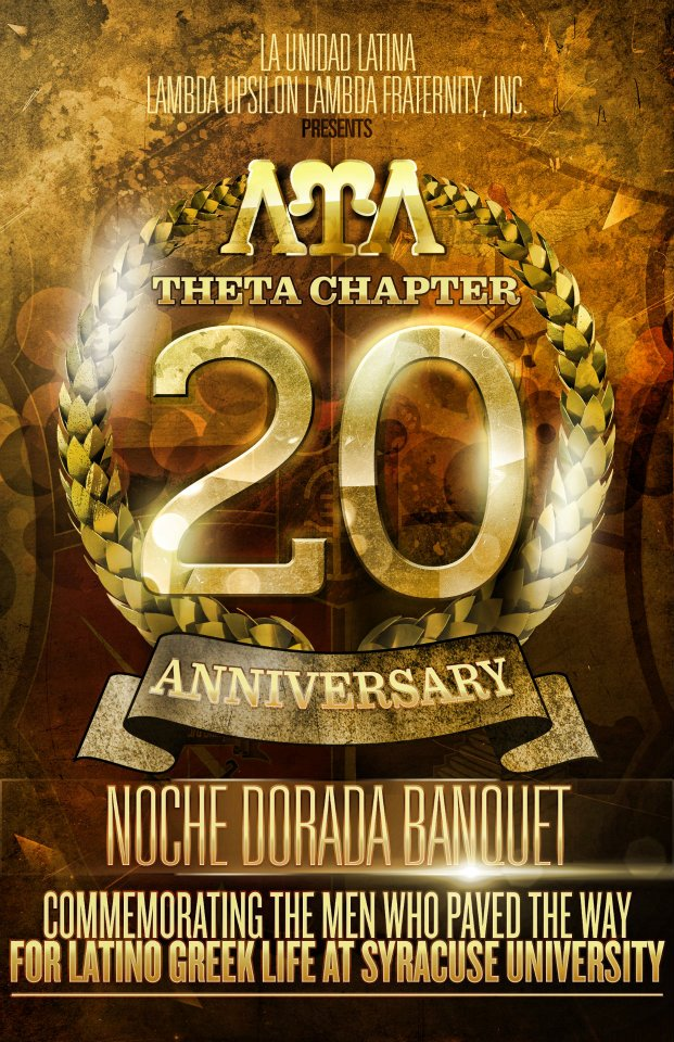 20th Anniversary Flyer by V1sualPoetry on DeviantArt – Anniversary Flyer