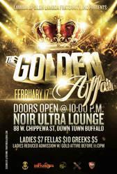 Golden Affair Party