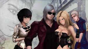 Devil May Cry 5 - Boomer Dante v2