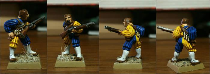 Detachment Handgunner 2