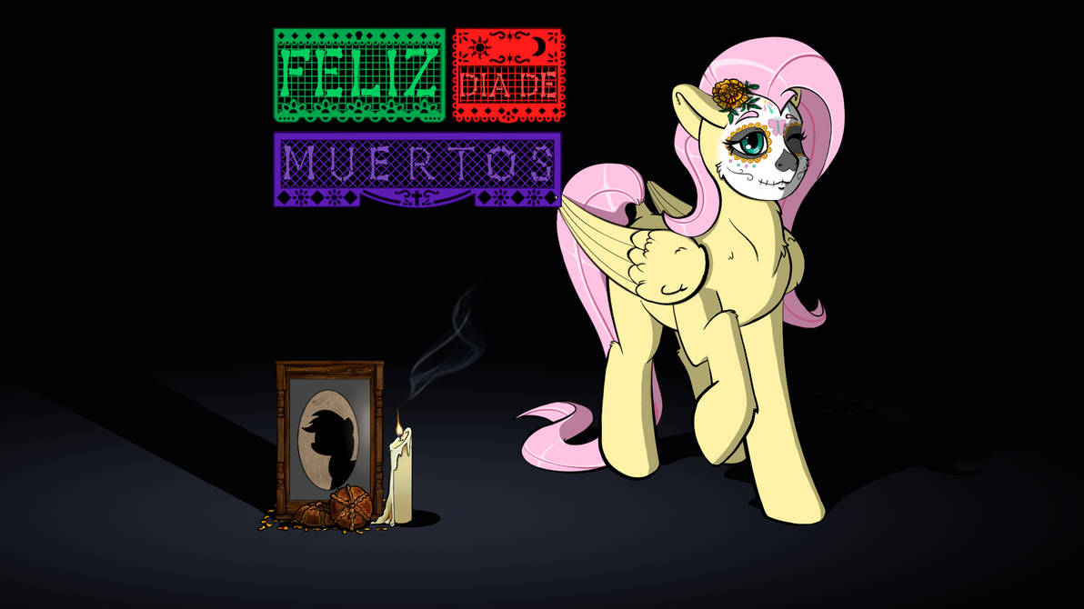 Day of the Dead Fluttershy