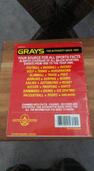 back cover of My bttf 2 grays sports almanac by RussellMGoodwin