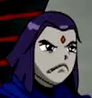 Best Raven Face Ever by Wriggle-Kick