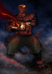 Demon Isugon by holaso