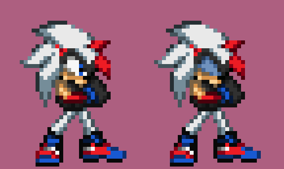 Sprite practice by xPiXeLmElOdieS