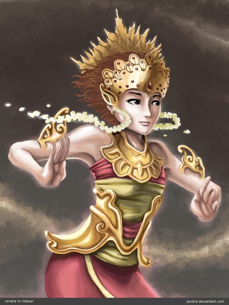 Ratih Dewi by jendra