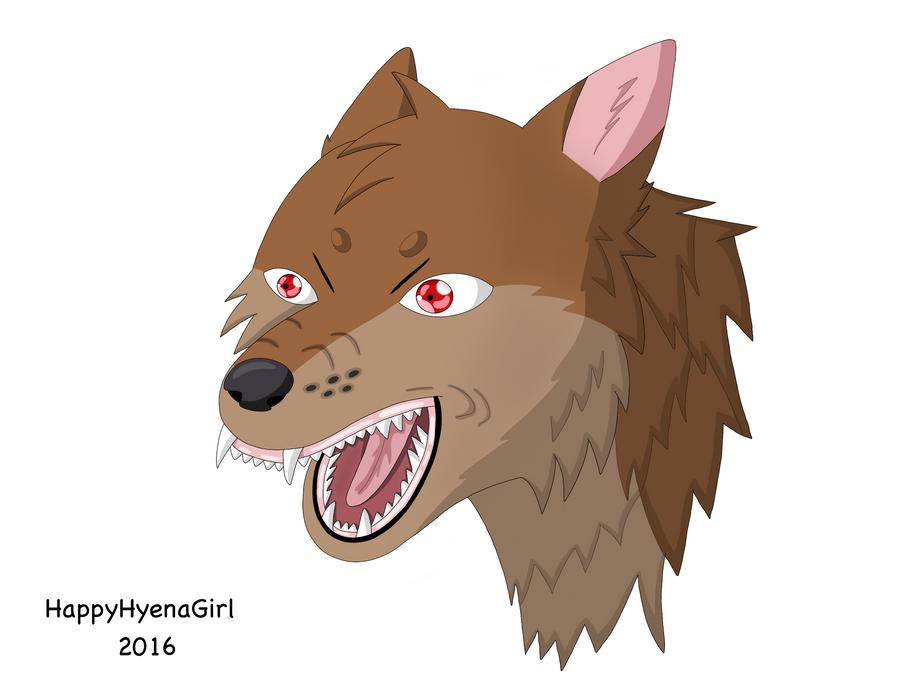Angry Suluwo by HappyHyenaGirl