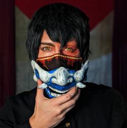 Blue Spirit Mask 2