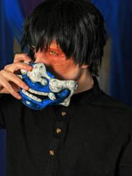 Blue Spirit Mask 3