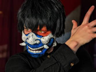 Blue Spirit Mask 4