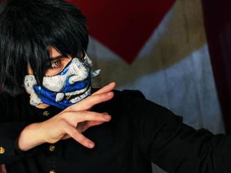 Blue Spirit Mask 5