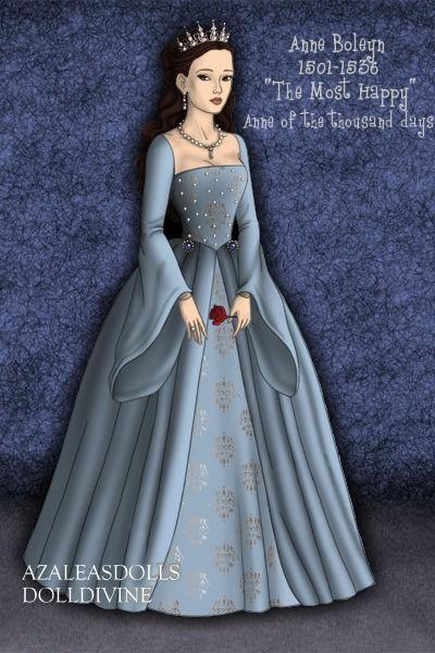 Anne Boleyn, Version 2 of Promo Dress by daretoswim7709