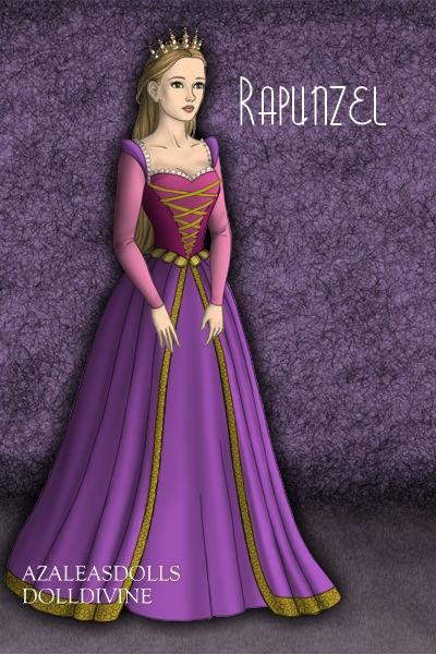 Rapunzel by daretoswim7709