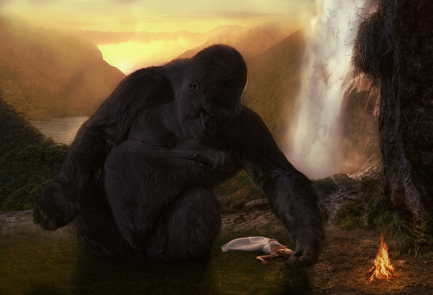 King Kong by Gee-X