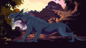 The fierce predator... by Zimonini