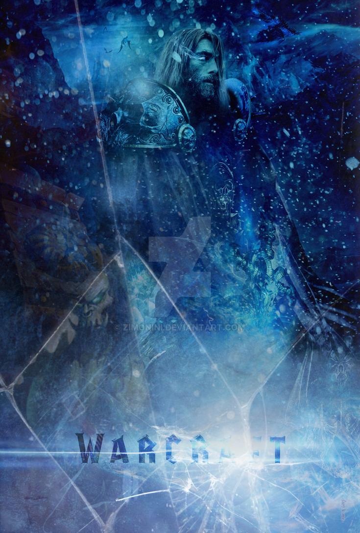 Warcraft Next Movie Fan poster by Zimonini